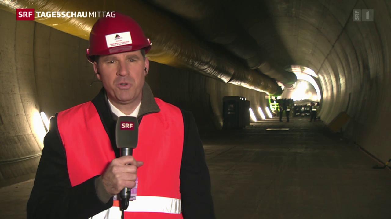 Einschätzungen von SRF-Korrespondent Schäfer