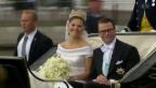 Video «Letitia von Spanien und Victoria von Schweden mit Jubiläum» abspielen