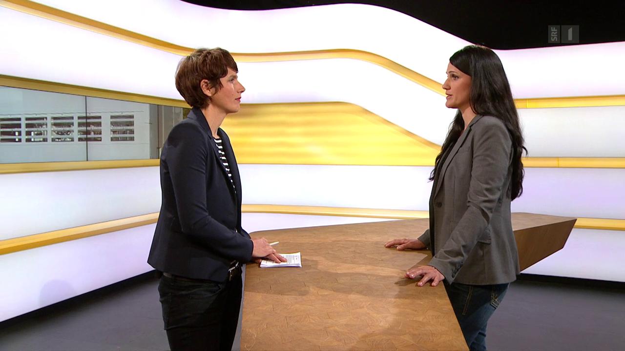 Studiogespräch mit Anne-Kathrin Witschi (Teil 2)