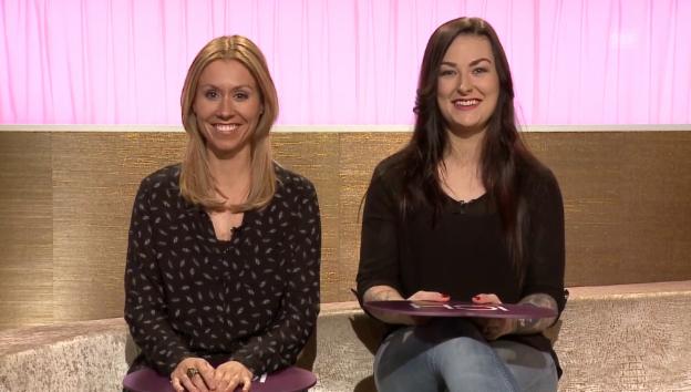 Video ««Ich oder Du»: Sara Bachmann und Alexandra Bucher» abspielen