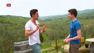 Video «Dai, domanda!: La vita in campagna (2/10)» abspielen