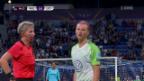 Video «Bittere Pille für Wolfsburg in der Verlängerung» abspielen