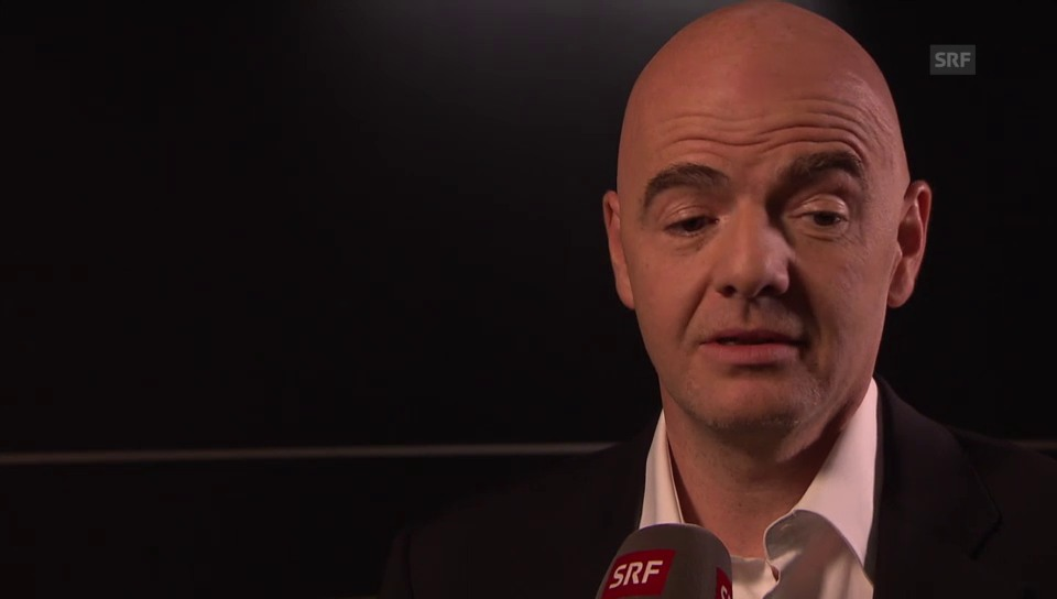 Das Interview mit Gianni Infantino