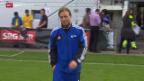 Video «Fussball: Schweizer Cup, Buochs-Captain Christophe Lambert vor der Partie gegen YB» abspielen