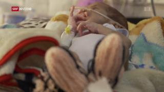 Video «Reportage aus Jemen, Teil 2» abspielen