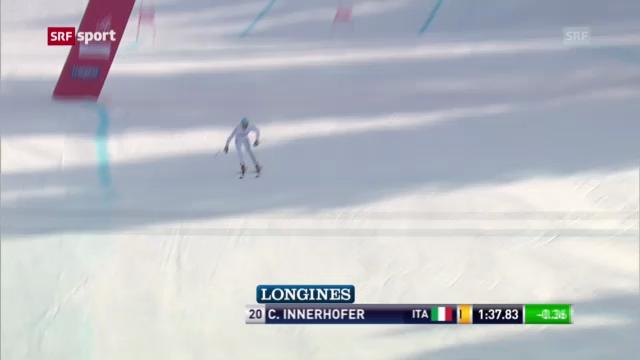 Abfahrt Männer Garmisch «sportaktuell»