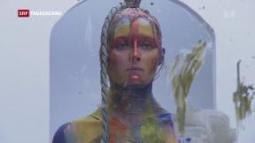 Video «Eröffnung der ART Basel» abspielen