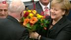Video «Vereidigung Angela Merkel» abspielen