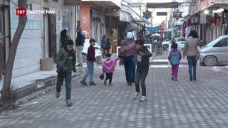 Video «Kobane nach dem Krieg» abspielen