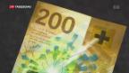 Video «Neue 200er Note» abspielen