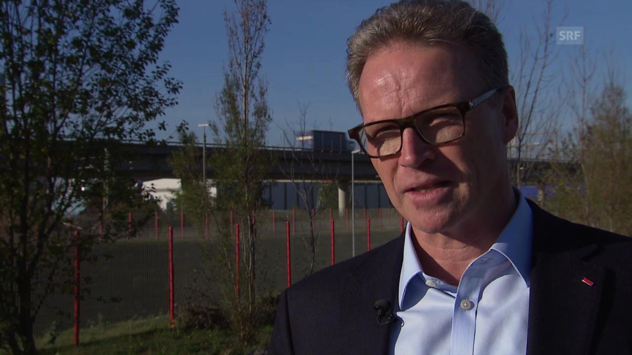 Andreas Meyer, SBB, über den Stellenwert des Güterverkehrs
