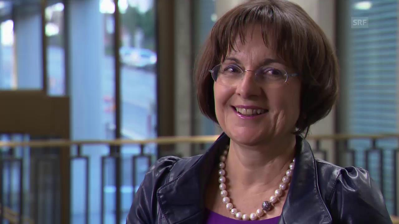Ursula Renold, KOF Zürich
