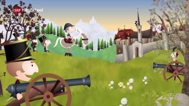 Video «Helveticus 2: Sonderbundskrieg (10/26)» abspielen