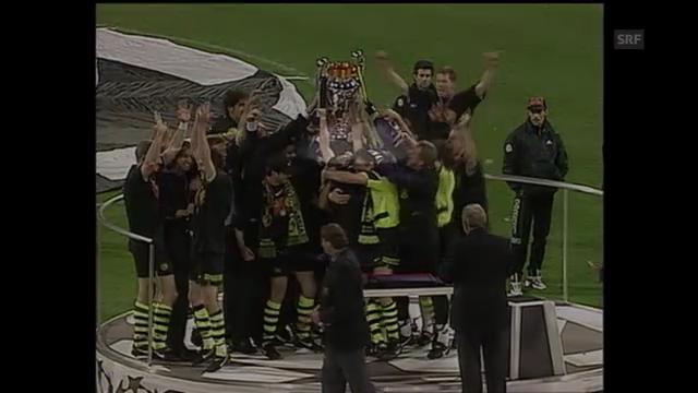 Rückblick: Dortmund gewinnt die Champions League