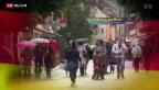 Video «Weniger deutsche Einwanderer» abspielen