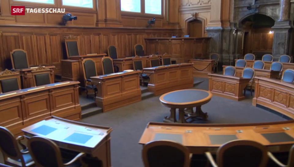 Wahlherbst 2015: Exodus im Bundeshaus