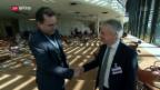 Video «Lobbying für einen Posten in der UNO» abspielen
