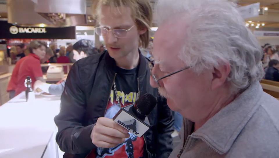Brig TV: Pferde und Pferdefleisch an der Pferdemesse in St. Gallen