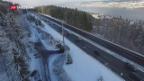 Video «Chaos nach Schneefall» abspielen