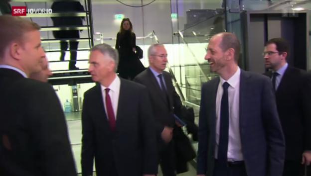 Video «Was nun?, Spielraum im Initiativ-Text, Ungemach aus Brüssel» abspielen