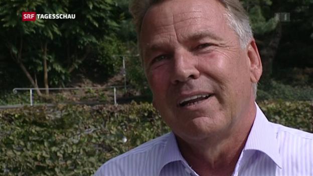 Video «Kurt Zurfluh gestorben» abspielen