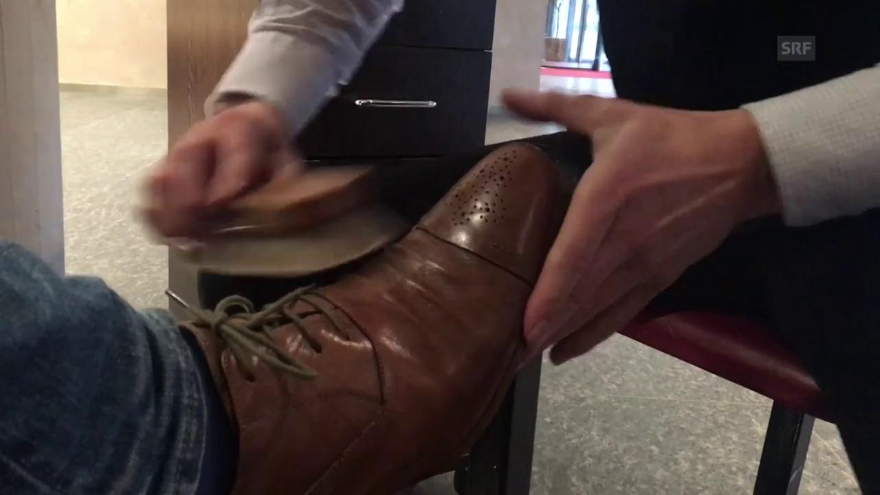So bekämpft der Profi den Dreck am Schuh
