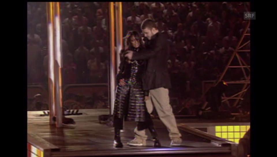 2004: Janet Jackson und Justin Timberlake