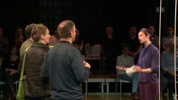 Video «Vom Theater lernen – wie man das Leben auf die Bühne bringt» abspielen