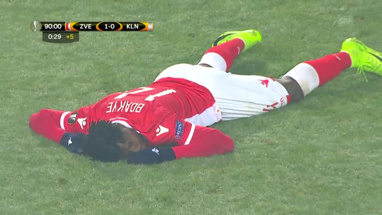Köln mit Niederlage gegen Roter Stern Belgrad
