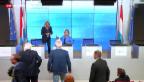 Video «Österreich hält an Dublin-Regel fest» abspielen