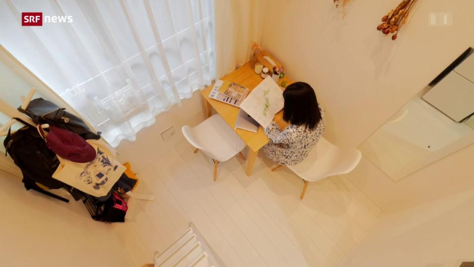 Serie «So lebt Tokio» – Teil 1: Enge Wohnverhältnisse