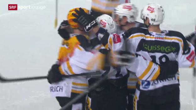 Video «Eishockey: Ambri-Lugano» abspielen