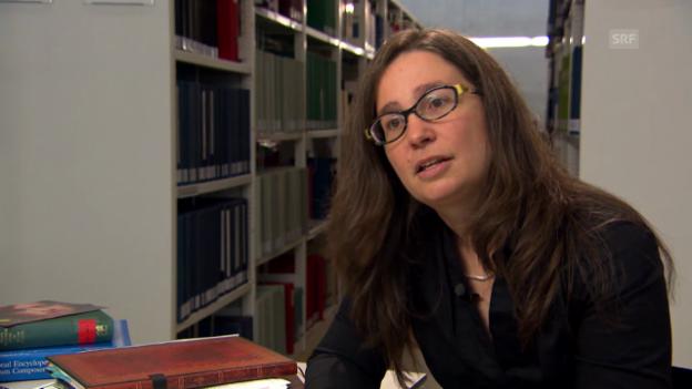 Video «Christine Fischer: «Anna Magdalena Bach war eine grossartige Musikerin».» abspielen