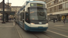 Video «Tram-Deal in Zürich» abspielen