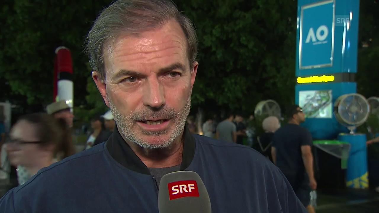 Günthardt: «Federer wurde noch nicht wirklich gefordert»