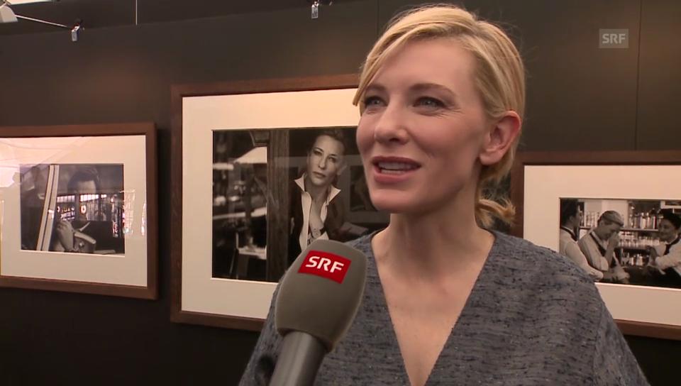Cate Blanchett und ihre Liebe zu Portofino