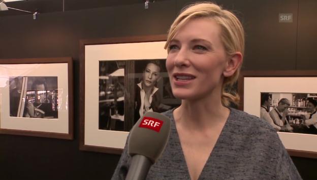 Video «Cate Blanchett und ihre Liebe zu Portofino» abspielen