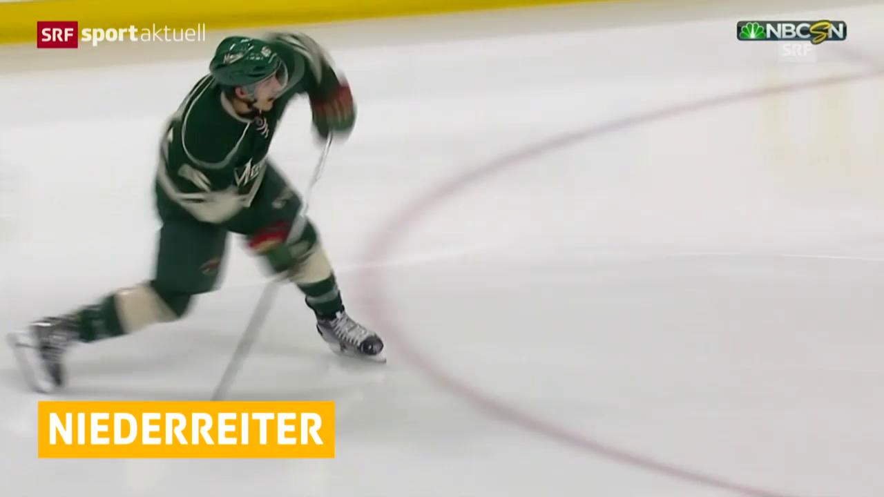 Eishockey: NHL-Playoffs