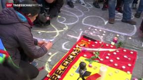 Video «Brüssel findet zurück zur Normalität » abspielen