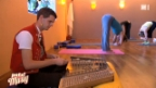 Video «Sennsationell: In der Yoga-Stunde» abspielen