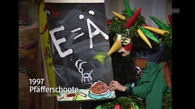 Video «1997. «Pfäfferschote»» abspielen