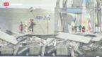Video «Schiffsunglück in Genua» abspielen