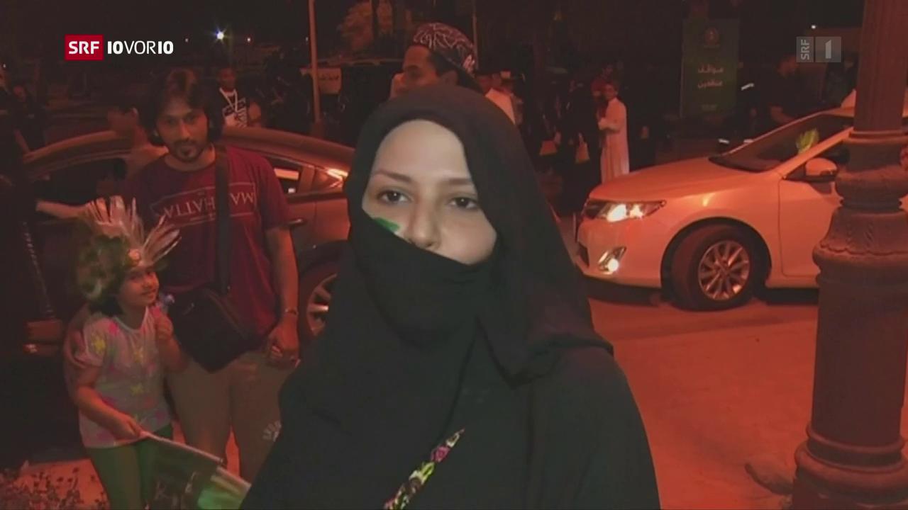 FOKUS: Frauen in Saudi-Arabien