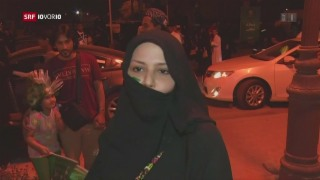 Video «FOKUS: Frauen in Saudi-Arabien» abspielen