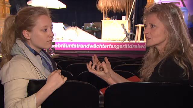 Esther Gemsch und Tochter Anna über ihre Mutter-Tochter-Beziehung