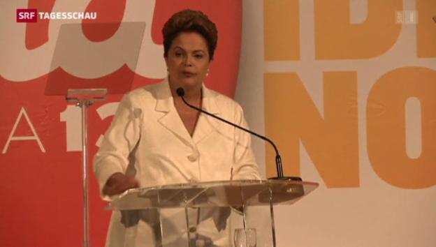 Video «Stichwahl in Brasilien» abspielen