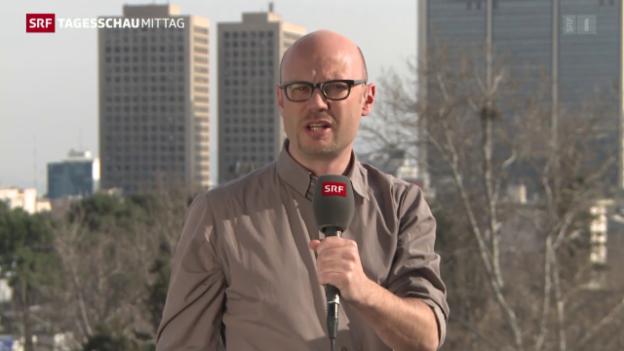 Video «Einschätzungen von Pascal Weber» abspielen