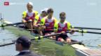 Video «Rudern: Weltcup in Varese» abspielen