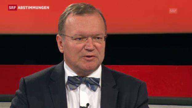 Video «Analyse Asylgesetz: Schweiz ist konservativer geworden» abspielen
