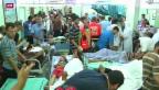 Video «Israelischer Anschlag auf Schule in Gaza» abspielen